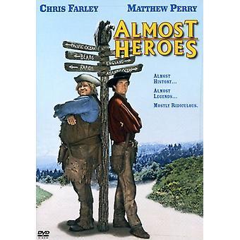 Presque les importation USA Heros [DVD]