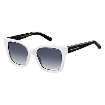 Sunglasses Women rectangular white/black/blue/grey