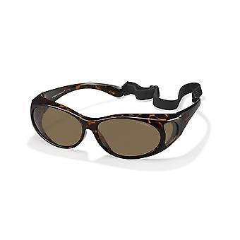 نظارات شمسية Unisex P8900 086/IG البني