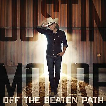 Justin Moore - Off the Beaten Path [CD] USA import