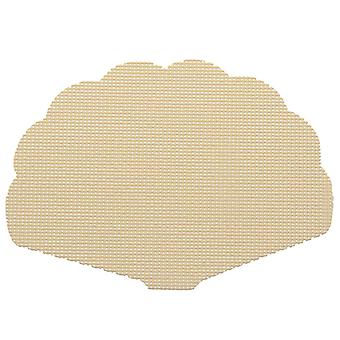 Fishnet Ivory Shell Placemat Dz.