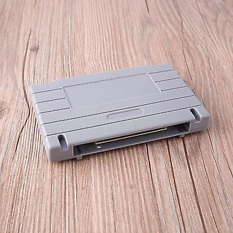 Clásico Vintage 16-bit Super-flash Game-drive Cartridge Tv Video-games Consola Gaming Card Plug & Play Para Rockman X