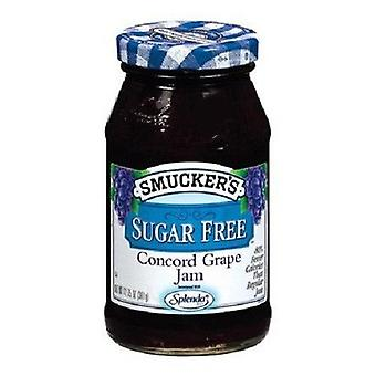 Smucker ' s Sugar Free Concord Grape Jam