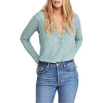 We The Free By Free People | Must Have Henley Top