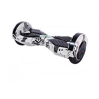 Smart Balance Hoverboard 6.5 Inch, Transformers News Paper, Motor 700 Wat, Bluetooth, Led