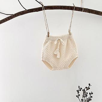 Boys Shorts, Triangle Bottoms Lovely Causal Bloomers Coton tricoté