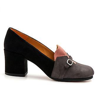 Audley Thailändare Multicolor Medium Heel Moccass