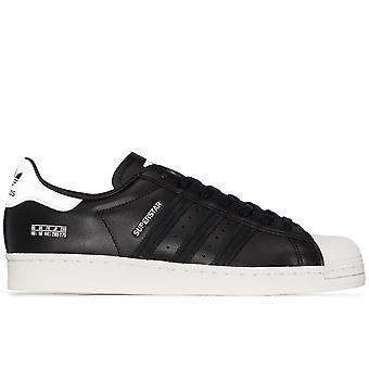 סופרסטאר הליבה שחור נעלי ספורט