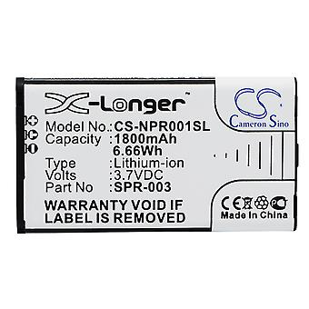 Battery for Nintendo SPR-003 SPR-A-BPAA-CO 3DSLL DS XL 2015 NEW 3DSLL SPR-001