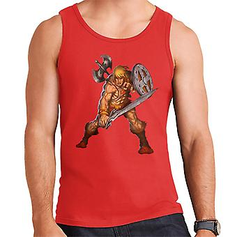 Masters Of The Universe He Man Armoured Men's Weste