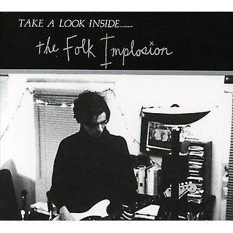 Folk Implosion - Take a Look Inside [CD] USA import