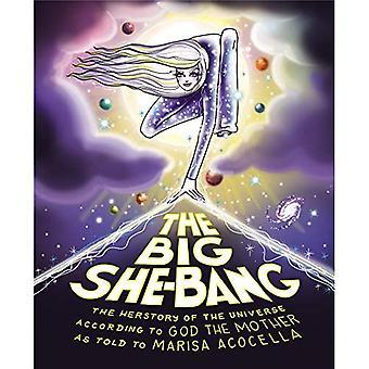 Den store she-bang: Herstory av universet ifølge Gud moren
