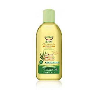 Baby Natural Emollient Oil 200 ml of oil