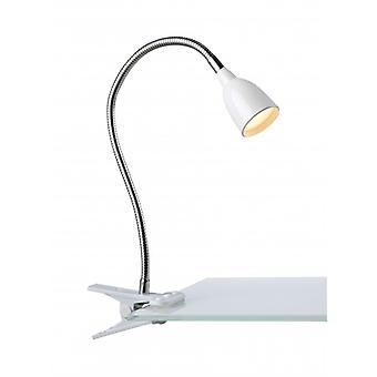 Tulip Steel Tafellamp 1 Licht