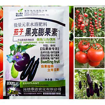 Special Fertilizer For Tomato And Eggplant Vegetable Garden - Hydroponics Farm