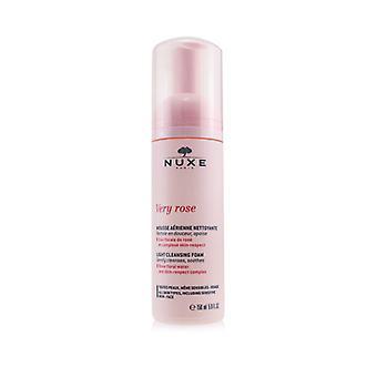 Very Rose Light Cleansing Foam - For All Skin Types - 150ml/5oz
