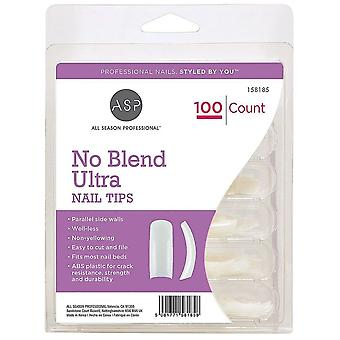 ASP Ingen Blandning Ultra Nail Tips