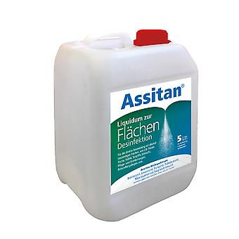 FRUNOL DELICIA® Assitan® pinnan desinfiointi, 10 litraa