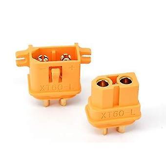 5 par wysokiej jakości złączy xt60l, męskich i żeńskich, lipo rc modelowania złączy baterii