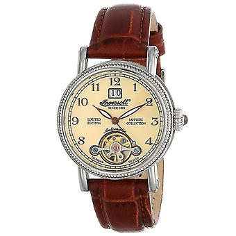 Ladies Watch Ingersoll IN4910CR, Automatic, 35mm, 3ATM