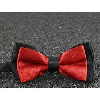 Boys Bowtie Cotton Layers Neckwear, Adjustable