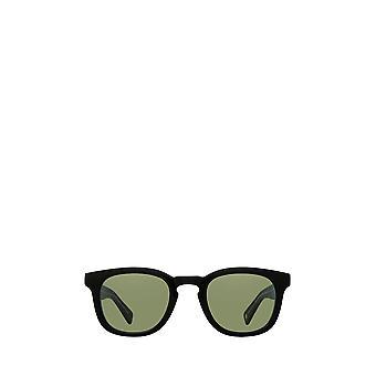 Garrett Leight KINNEY X SUN black unisex sunglasses