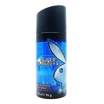 Playboy Super Male Deo Body (Health & Beauty , Personal Care , Cosmetics , Cosmetic Sets)