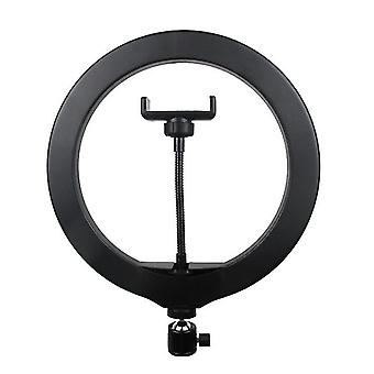 Selfie Ring Light For Laptop, Phone, Selfie Circle Light Video Lighting, Rechargeable Portable Clip On Selfie Fill Light