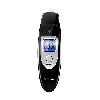 Eek العلامة التجارية كيتون التنفس متر المهنية الرقمية كيتون التنفس محلل اختبار الكيتوزية مع 10 أغطية أفواه