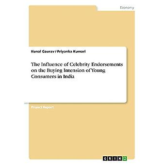 The Influence of Celebrity Endorsements on the Buying Intension of Yo