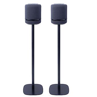 Vebos floor stand Amazon Echo Studio black set