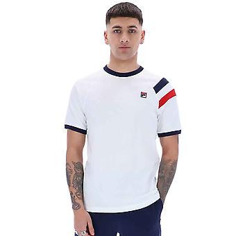 Fila Roger T-Shirt - White