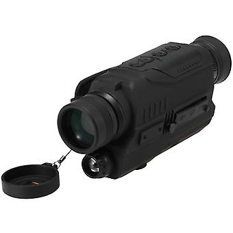 Night-vision Monocular With 200m Full Dark Distance Camera Video Replay Menu
