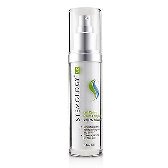 Stemology Cell Revive Serum Complete With StemCore-3 (Exp. Date: 07/2021) 45ml/1.5oz