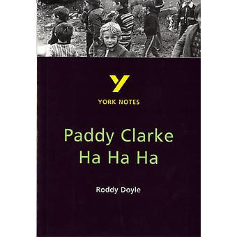 Paddy Clarke Ha Ha Ha Book