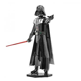 Star Wars Darth Vader -hahmo Premium 3D Metal Earth -mallisarja