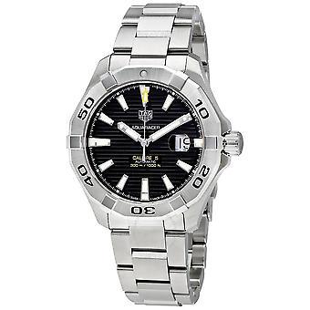 Tag Heuer Aquaracer Automatic Black Dial Men's Watch WAY2010.BA0927