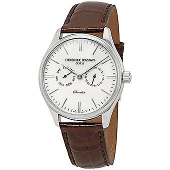 Frederique Constant Classics Silver Dial Men's Watch FC-259BRST5B6