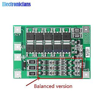 Acculader Lipo Cell Module Pcb Bms Protection Board