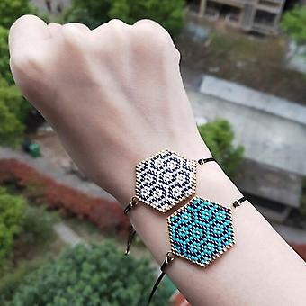 Geometric Charms Bracelets