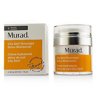 Murad City Skin Overnight Detox Moisturizer 50ml/1.7oz
