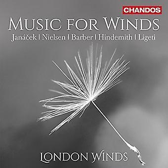 Kapper / Londen Winds - Music for Wind [CD] USA import