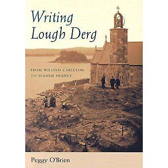 Writing Lough Derg by Peggy OBrien
