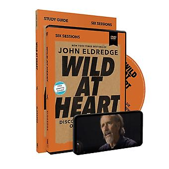 Wild at Heart Study Guide z DVD Updated Edition Johna Eldredge'a