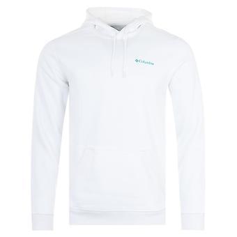 Columbia Basic Logo II Hooded Sweatshirt - White
