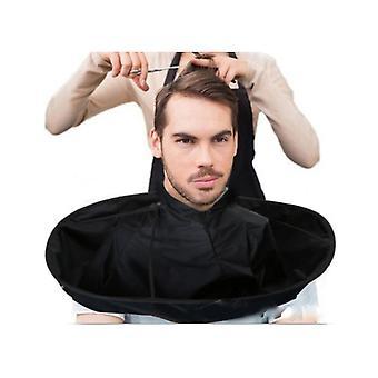 Hiusten leikkaus Viitta Aikuiset Lapset Hiusviitta Viitta Vedenpitävä Salon Kampaamo Hiuslakki Hiusten muotoiluun Väritys Musta 60x60cm