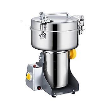 Grains Spices, Hebals, Cereals, Coffee, Dry Food Grinder, Mill Grinding