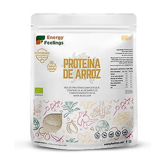Rice protein eco vanilla flavor 1 kg (Vanilla)