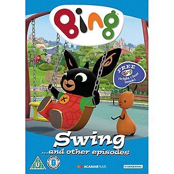 Bing: Swing och annan avsnitt DVD