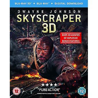 Skyscraper 3D Blu-ray Blu-ray Digital Télécharger